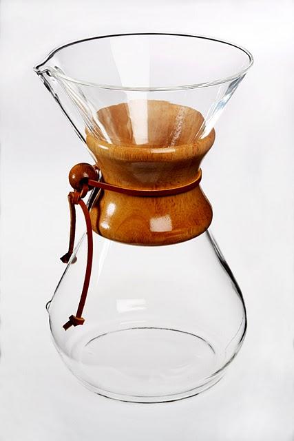 Chemex Coffee Maker ~ Chemex the classic series barista hk