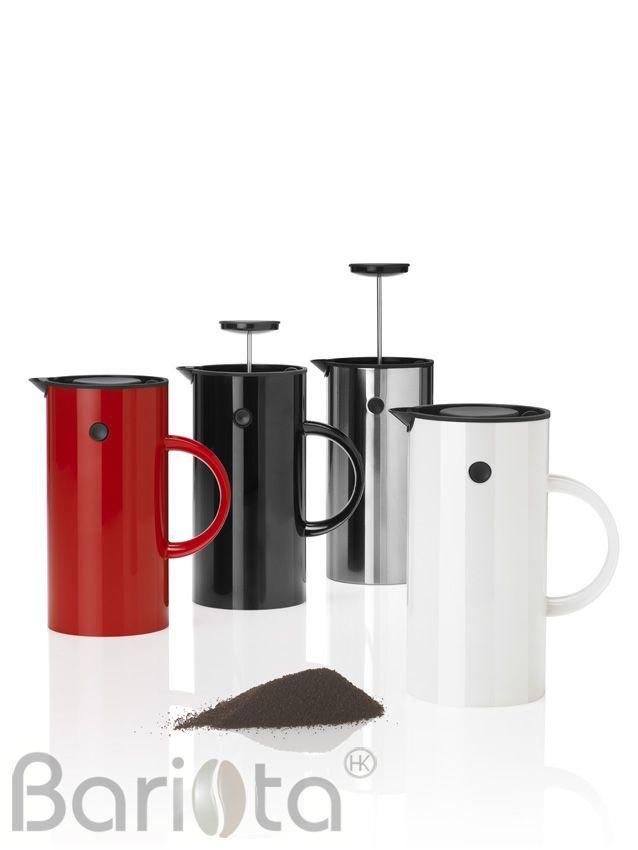 Stelton EM Press coffee maker (Denmark) - Barista HK
