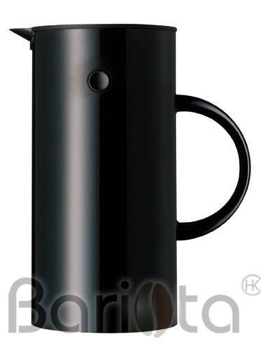 Em Press Coffee Maker Stainless Steel : Stelton EM Press coffee maker (Denmark) - Barista HK