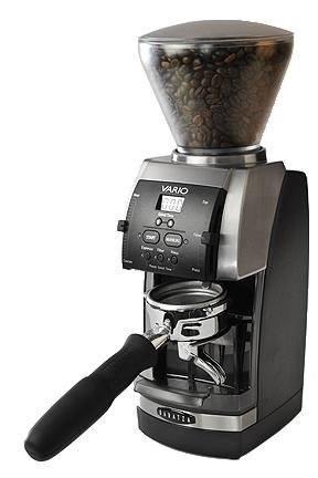 Quietest Coffee Maker With Grinder : Baratza Vario Grinder - Barista HK