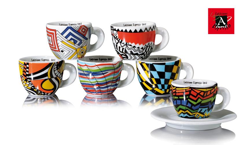 D Ancap Arlno Espresso Cups Set