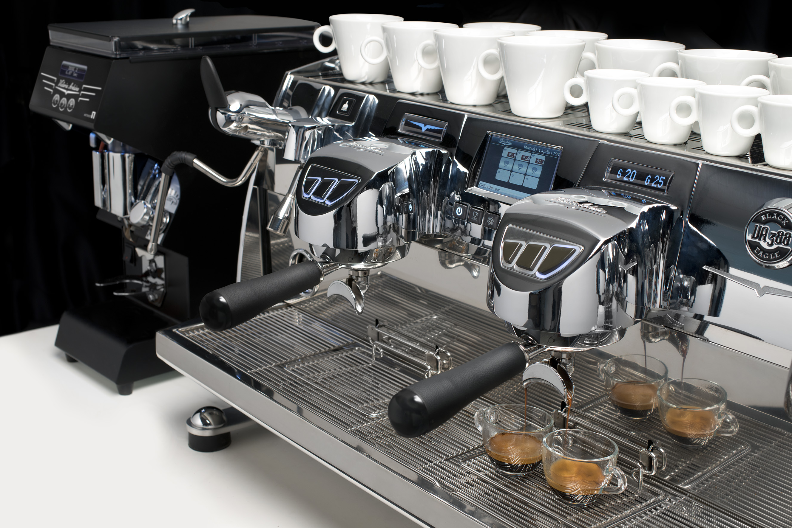 espresso machine eagle