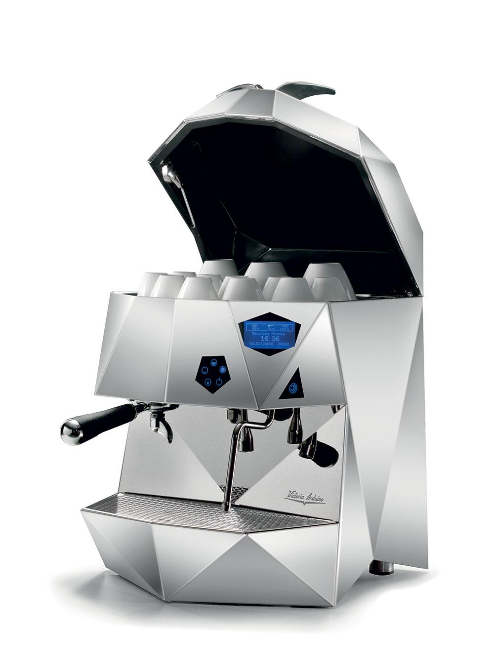 Victoria Arduino Theresia Espresso Machine Barista Hk