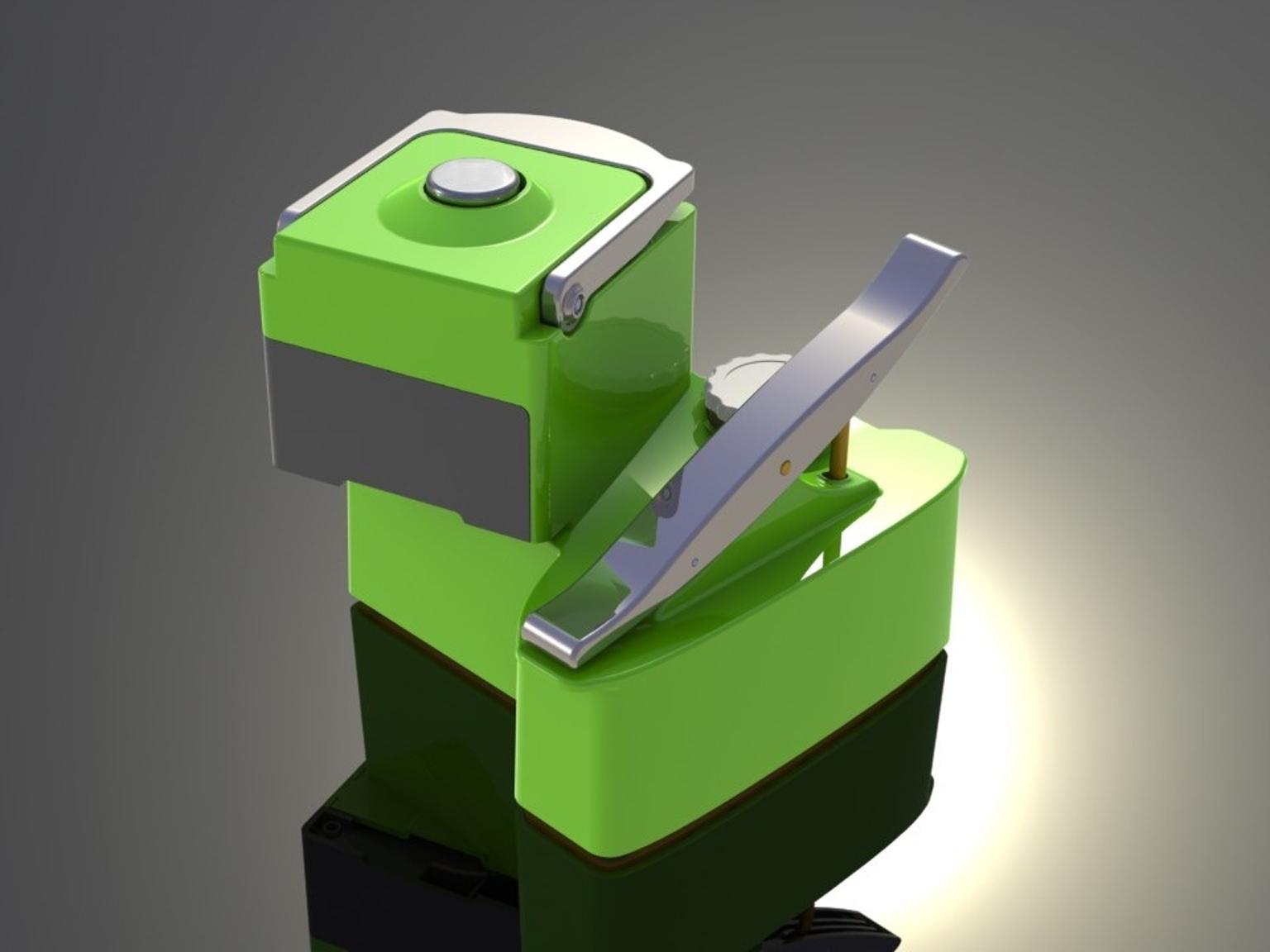 Nomad Handheld Espresso Machine Barista Hk