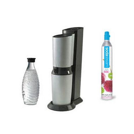 sodastream crystal starter kit barista hk. Black Bedroom Furniture Sets. Home Design Ideas