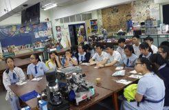 校內咖啡生涯規劃分享