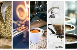 SCA, SCAE 歐洲精品咖啡協會課程介紹